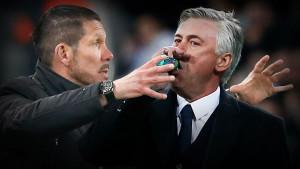 Champions league: ultima chance per Ancelotti nel derby di Madrid