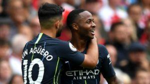Arsenal, inizia male il post Wenger: Il Manchester City è troppo forte e all'Emirates vince 2-0